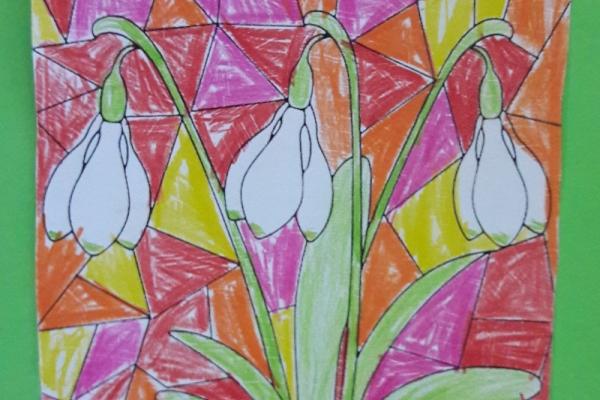 Když jarní vánek čechrá stráně a první kvítí zavoní
